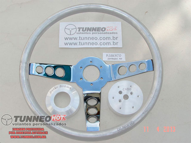 Volante Tunneo Hot